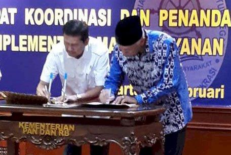 Pemko Padang Bentuk MPP Mudahkan Pelayanan Perizinan