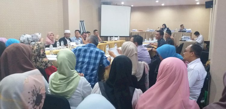 Komisi Satu DPRD Kota Padang Telah Tuntaskan Pembahasan Anggaran Enam OPD