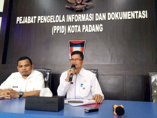 BKPSDM Kota Padang Tunggu Hasil SKD CPNS dari Pusat