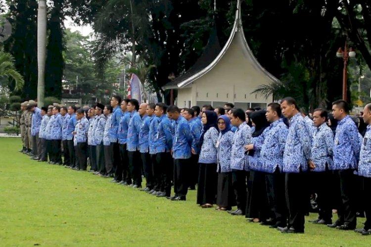 Pemko Padang Kekurangan 4.000 ASN, Banyak Jabatan Kosong